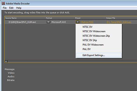 How to edit dslr footage in premiere pro cs4 la color pros blog in spiritdancerdesigns Gallery